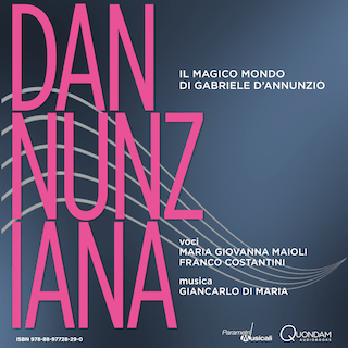 cover audiobook Dannunziana