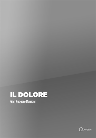 cover book Il dolore