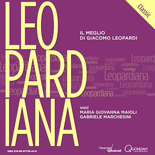 cover audiobook Leopardiana Classic