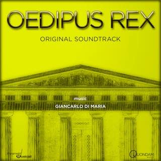 cover album Oedipus Rex Original Soundtrack